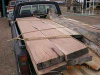 "I have some rough cut 2"" thick Black Walnut Pieces,"
