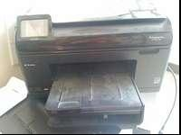 This is a wireless Printer that does Scanning, Copying,