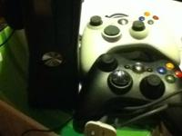 The Black Slim Bundle 1. Xbox 360 Slim (black) 2. 320