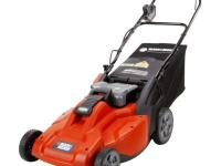 Featuring a 36-volt sealed, lead-acid battery, the