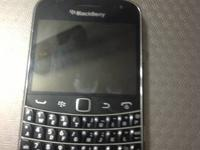 Used blackberry. It's unlocked and has a good esn. It's