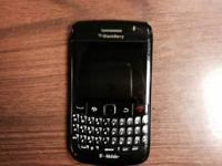 I have a T-mobile Blackberry bold 9700 that is in