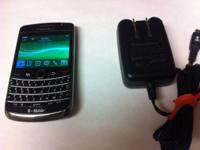 This Sale is for a used Blackberry Bold 9700 UNLOCKED