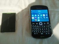 BlackBerry Bold 9900 AT&T UNLOCKED Cell phone, good