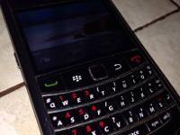 I have this blackberry bold from sprint but flashed to