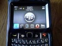 I have a BlackBerry Bold for sale. You will get a