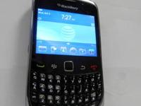 Here is one of our phones - a Blackberry Curve 3G 9300