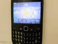 Here is one of our phones - a BlackBerry Curve 8530