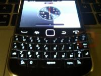 Description BlackBerry Dakota 3G features : * GHz, NFC,