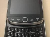 Tmobile Blackberry Torch in fair-good condition, phone