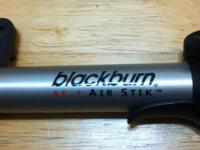 Blackburn AS-1 Air Stik Mini pump is best utilized for