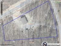 Brand New to the Market! This 1.21 acre property is