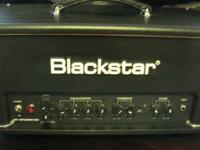 . Blackstar HT-20 all tube Amp head in near mint