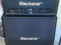 The listing is for a Blackstar HT Stage 100 head and