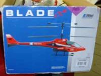 Blade CX2 By E-flite RTF Helicopter Includes extra