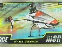 Blade Micro Helicopters BLH3200 Blade mSR X
