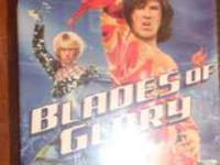 Blades of Glory Dvd starring Will Ferrell. New. Never