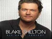 I have Lawn tickets for BLAKE SHELTON tonight!!! Can