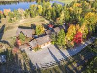 Secluded Sanctuary - Just 5 minutes from Whitefish, yet