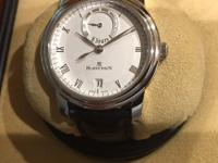 Blancpain Le Brassus Rare Ltd Ed #72/260 8 day power