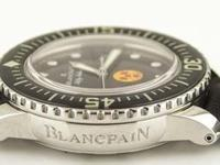Collectable Very Good Working Condition Blancpain Fifty
