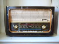This larger 1960?s table model Blaupunkt, is the