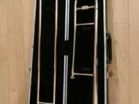 Trombone that is in very good condition and retails for