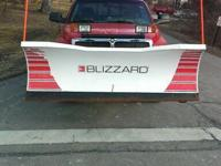I have in Excellent Condition  Blizzard Snow Plow