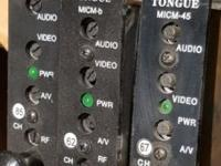 Blonder Tongue fixed channel video modulators in