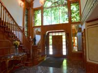 Private gated estate on almost 3 acres in the city of