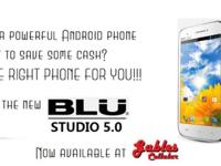 On sale today!!! Huge lineup of Blu android phones on