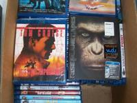 I have a bunch of Blu-Ray disc for sale. Large range of