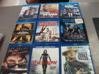 Blu Ray Movies for sale, $4 each:  Risky Business The