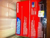 Magnavox Blu-Ray Player. Still in original box. Not