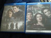 Twilight and Eclipse. $12 each. Txt  // //]]> Location: