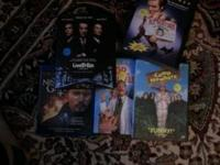 5 DVD/Blu Rays for sale in this LOT. Blu Ray - The