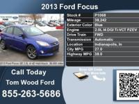 Call Tom Wood Ford at  Stock #: P1068 Year: 2013 Make: