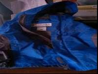 Nearly brand new rain jacket. 4T, we bought it new at