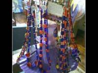 We have blue and orange gator color jewelry. Hand made