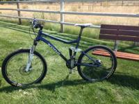 2011 Kona Tanuki Men's Mountain Bike !! Great Condition
