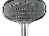 The Blue Flame 3 in. Universal Gas valve key is