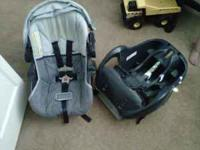 Blue Grace Car Seat. In great condition, never been in