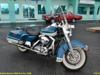 Blue marlin Motors USA presents: 2001 Harley Davison