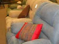 Our RECLINER SALE is OVER, BUT we do have ONE left!!!