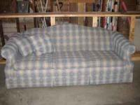 This couch is in great condition - no rips, tears or