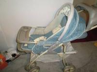 I bought this very nice(not cheap made)graco