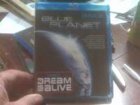 I HAVE THIS BLU RAY DVD WITH THE BONUS IMAX THE DREAM
