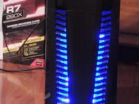 BLUE PREDATOR! 8-CORE AMD FX-8320 4.0GHz FAST GAMING