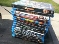 Blue Ray Movie Containers - have these movies that is