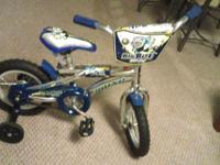Asking for $30 Hardly used including training wheels